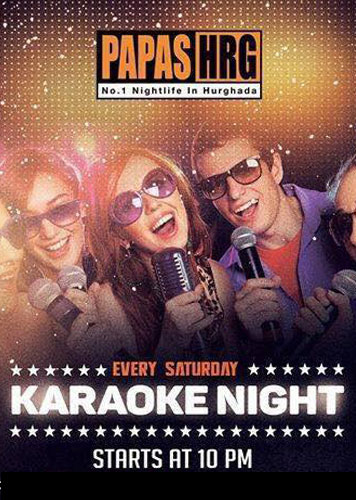 Event Papas Karaoke