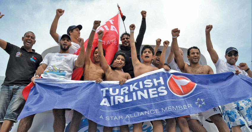 Turkish Airlines Watersports 2