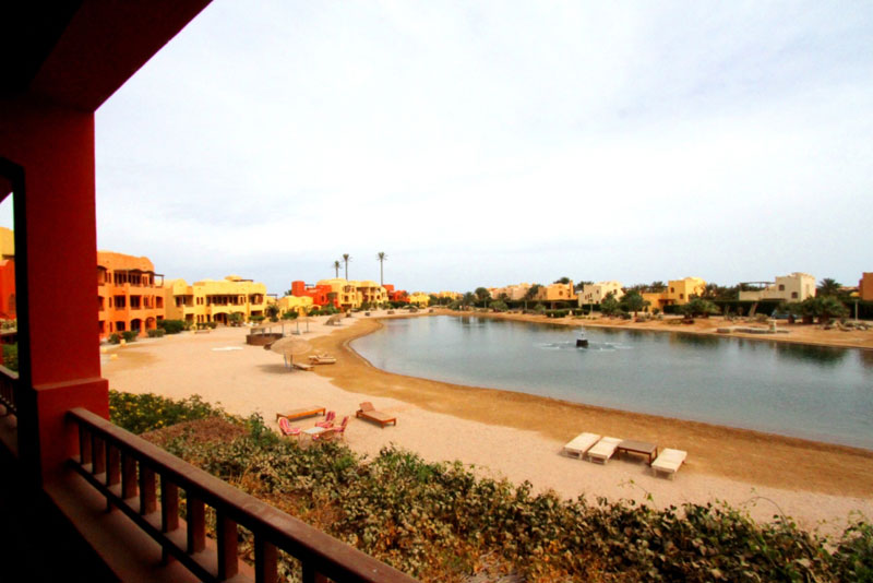 El Gouna Upper Nubia - a very sought after address for its tranquility