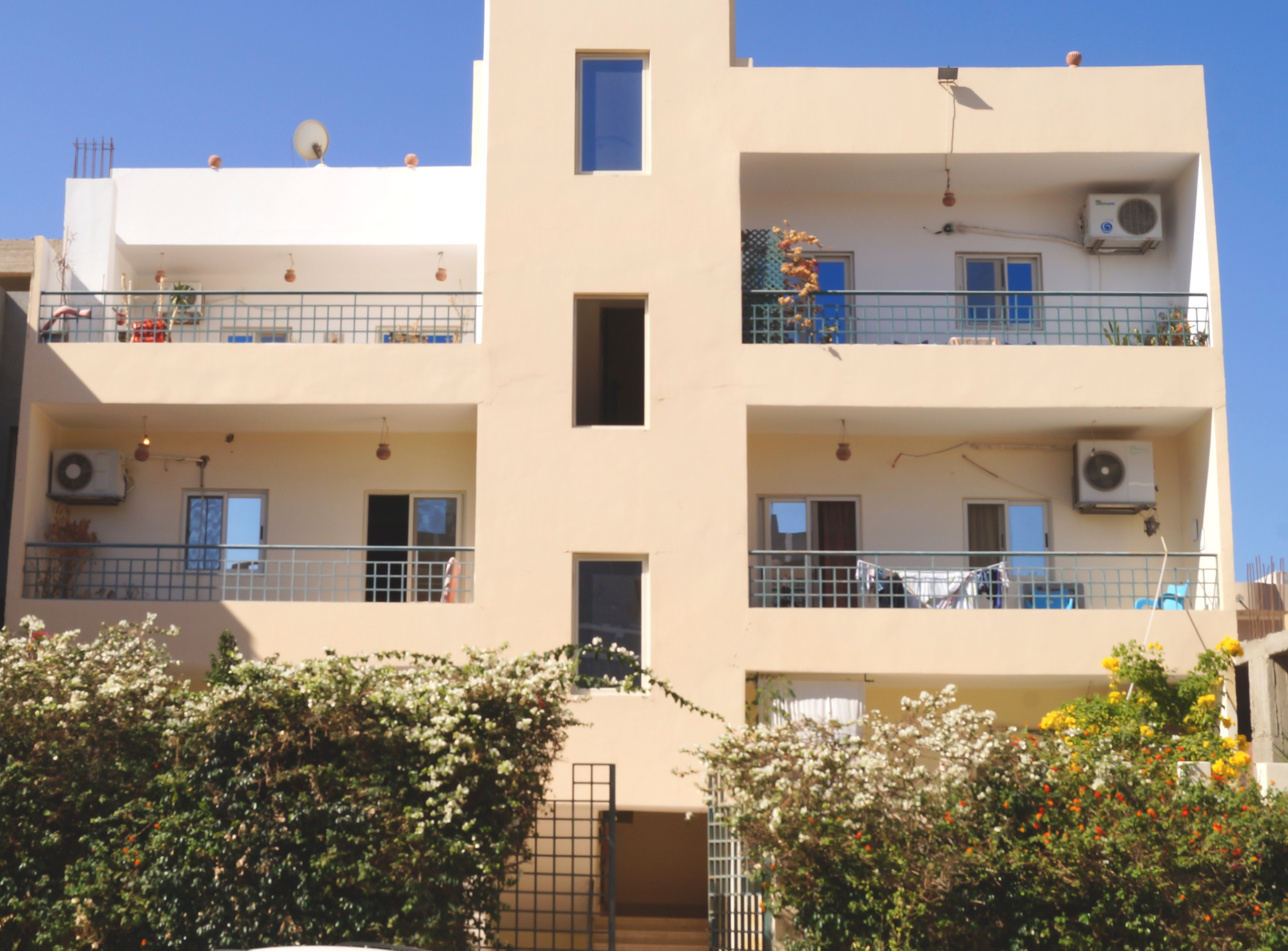 Sea View Apartment House including Deluxe Duplex Apartment and Roof Terrace