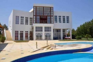 Luxury Sea Front Villa from Austrian Star Architect in El Gouna