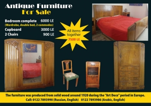 Antique Furniture from 1920
