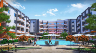 APARTMENT FOR SALE INTERCONTINENTAL AREA HURGHADA