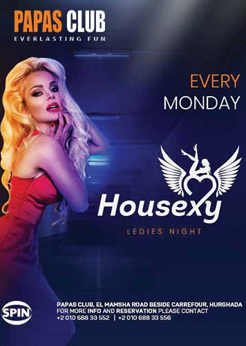 Housexy Ladies Night Edition